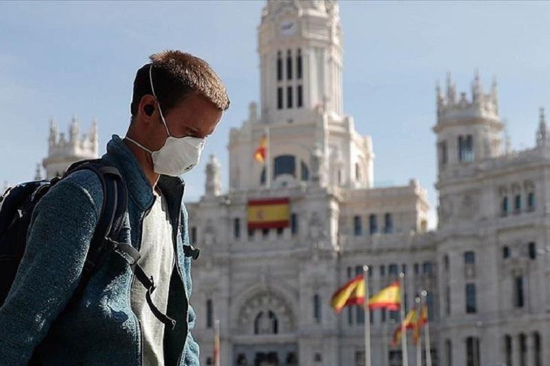 西班牙COVID-19累计确诊病例超百万