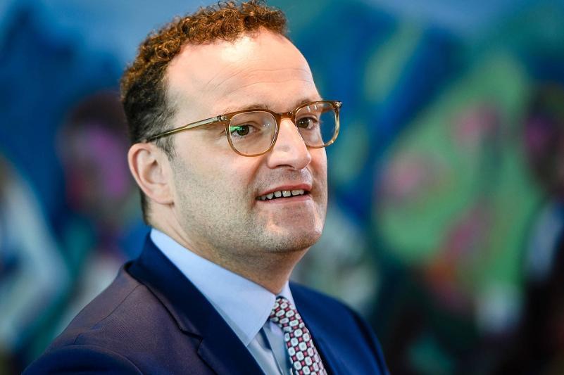 Министр здравоохранения Германии заболел коронавирусом