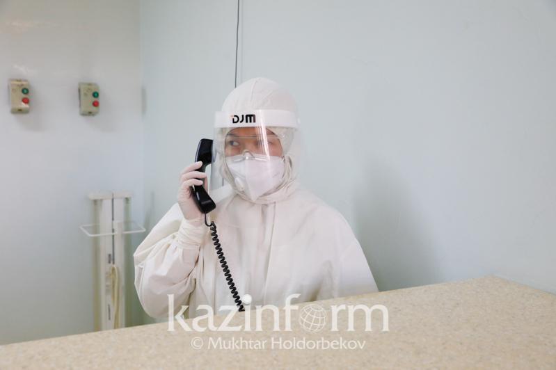 Завозной случай коронавируса из Караганды выявили в Жамбылской области