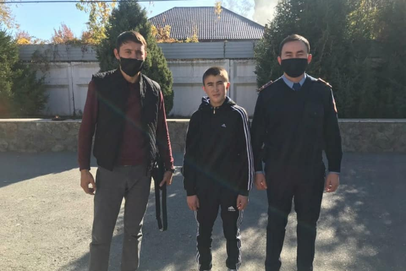 Алматы облысында бір ай бұрын жоғалған жасөспірім табылды