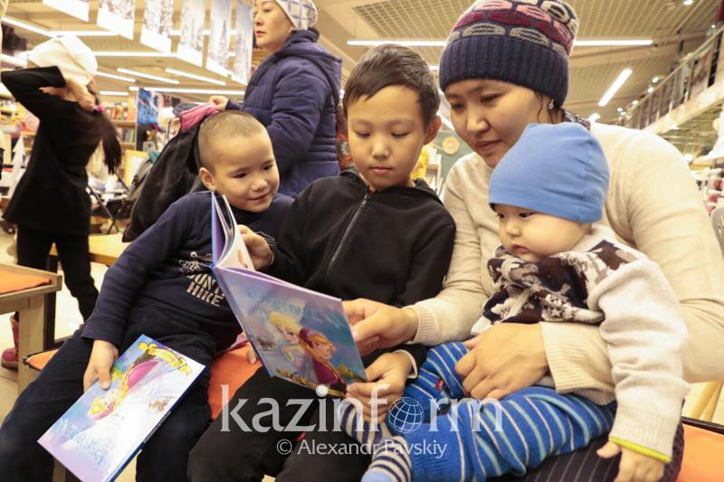 Касым-Жомарт Токаев призвал повышать интерес к чтению у школьников
