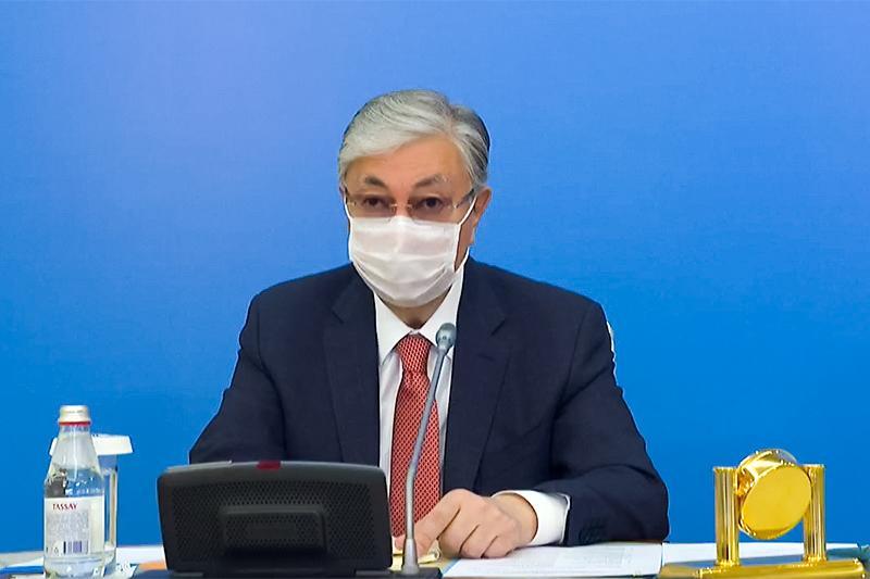 总统向国家社会信任会议成员表示了感谢