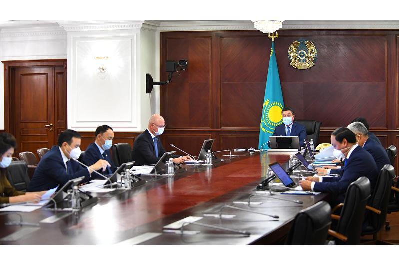Kazakh PM held Entrepreneurship Project Office meeting