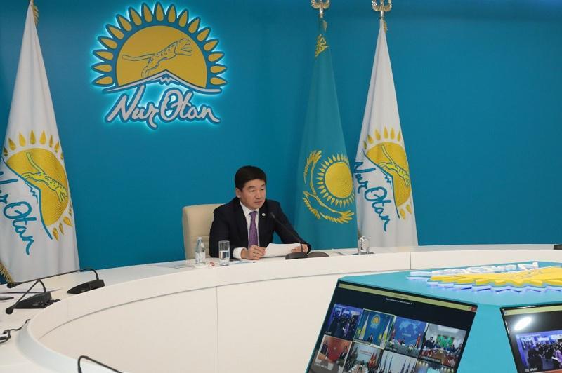 Наряду с достижениями в экономике, Казахстан последовательно проводит политические реформы - Байбек на ШОС+