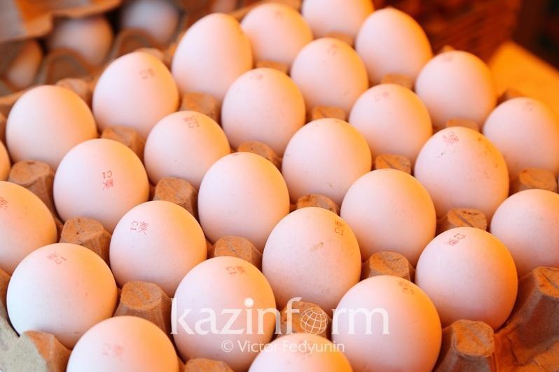 Цены на яйца сдерживают меморандумами в СКО