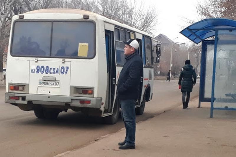 Автобусы не будут ходить в выходные в Уральске