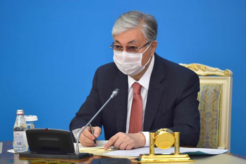 Касым-Жомарт Токаев открыл четвертое заседание Нацсовета общественного доверия