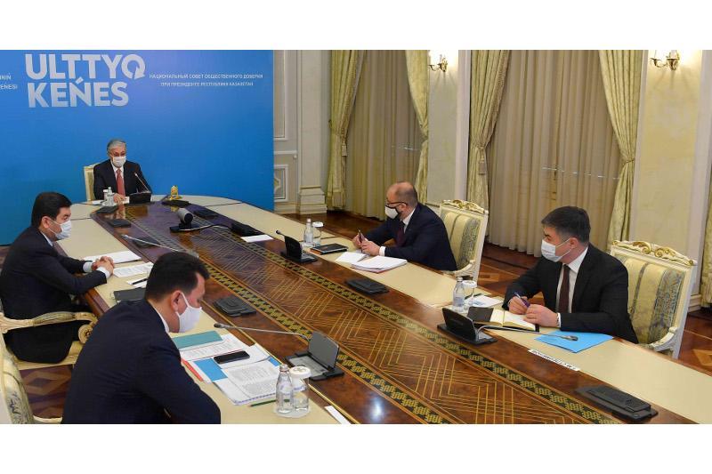 Казахстанцы должны увидеть конкретные результаты госполитики в ближайшее время – Касым-Жомарт Токаев
