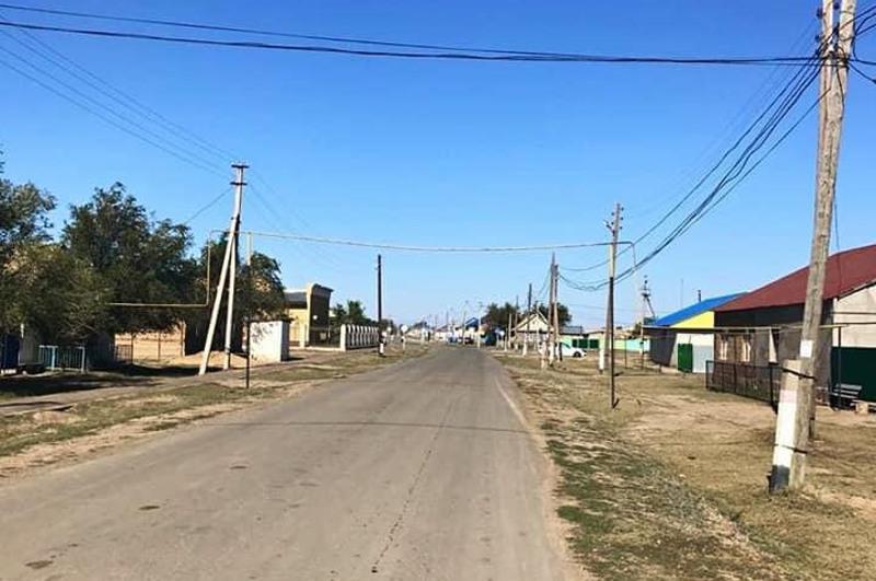 Новые тротуары уложат в селе Бостандык ЗКО