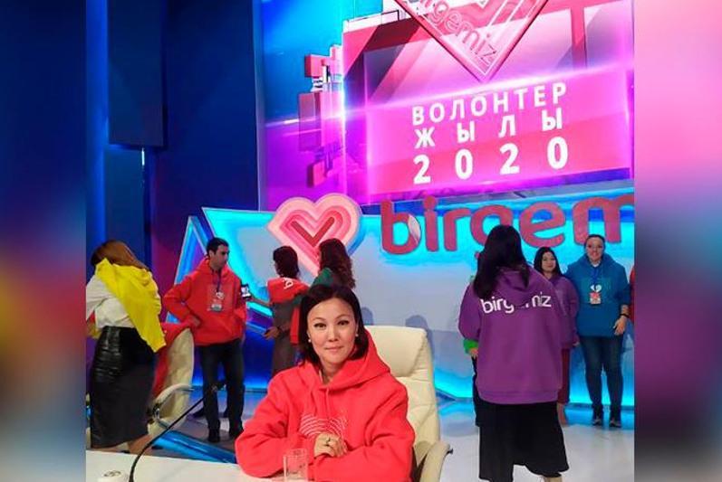 Выступление Президента на заседании НСОД воодушевило участников волонтёрского движения – Айнур Сабитова