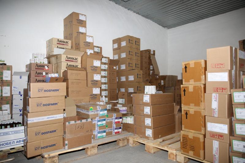 «СҚ-Фармация»қоймасынан шыққан дәрілер медицина ұйымдарына жетпей қалған