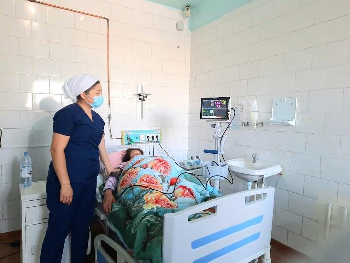 Уникальный метод операции разработали врачи Туркестанской области