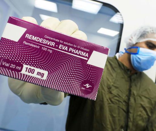 美国正式批准瑞德西韦为新冠治疗药物