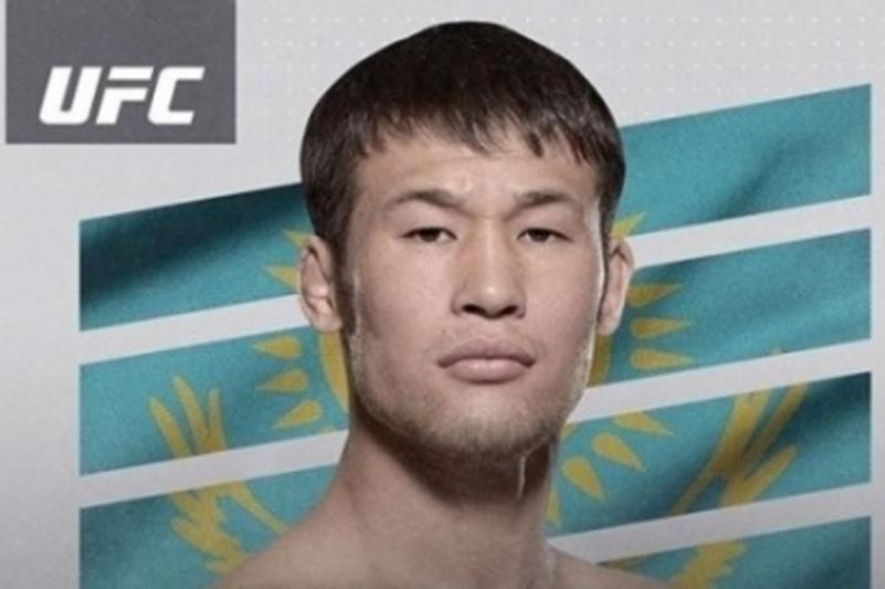 Где смотреть дебютный бой казахстанца Шавката Рахмонова в UFC