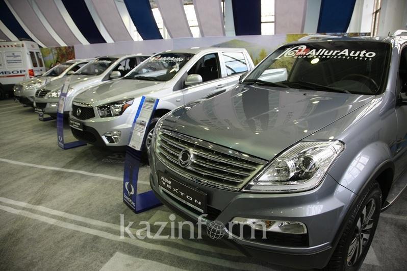 1~9月哈国汽车市场销售总额超过5500亿坚戈