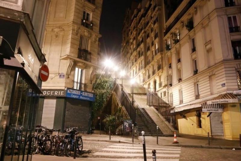 Францияда коронавирус юқтиришнинг 41 мингта янги ҳолати қайд этилди