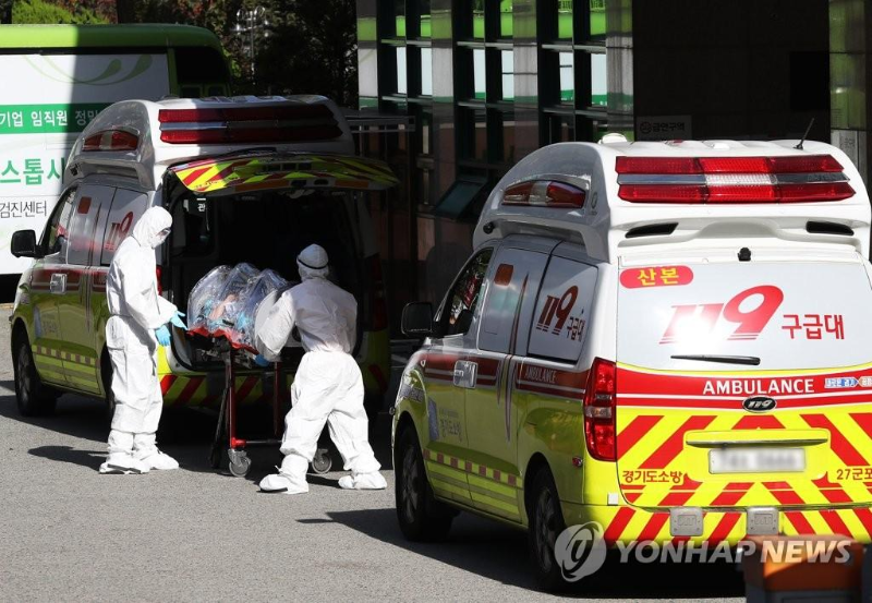 New virus cases spike to over 150 as cluster infections pile up in S Korea