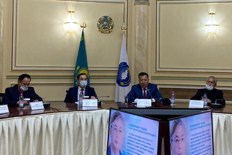 Almatyda «Uly dalanyń ultaralyq tili» atty kongress ótti