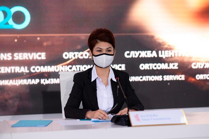 Аида Балаева: Мы работаем над совершенствованием законодательной базы по доступу к информации