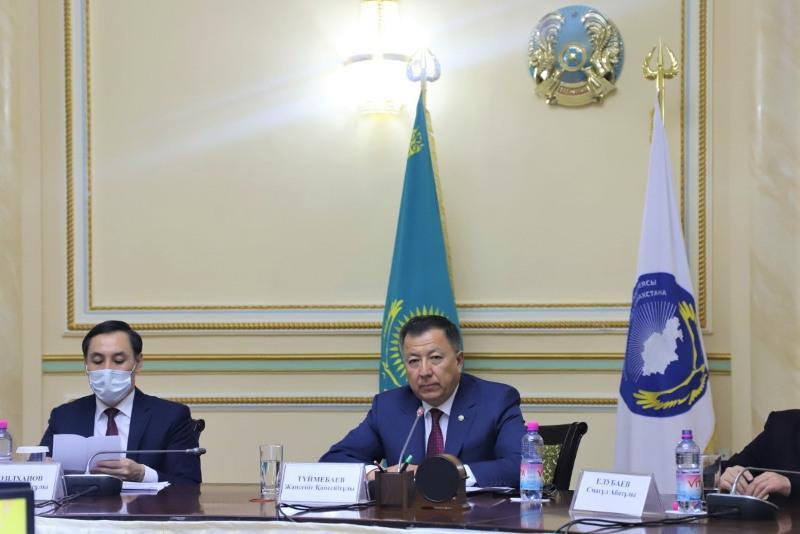 Qazaqstan halqy Assambleıasy qazaqstandyqtarǵa Úndeý joldady