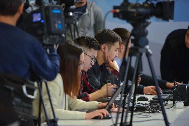 Работу журналистов во время пандемии оценила Аида Балаева