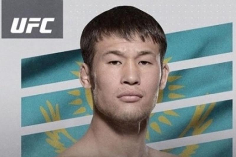 哈萨克斯坦格斗选手将在UFC254登场