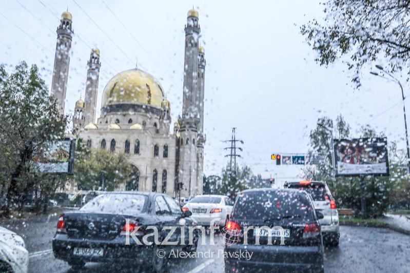Bad weather heading to several regions of Kazakhstan
