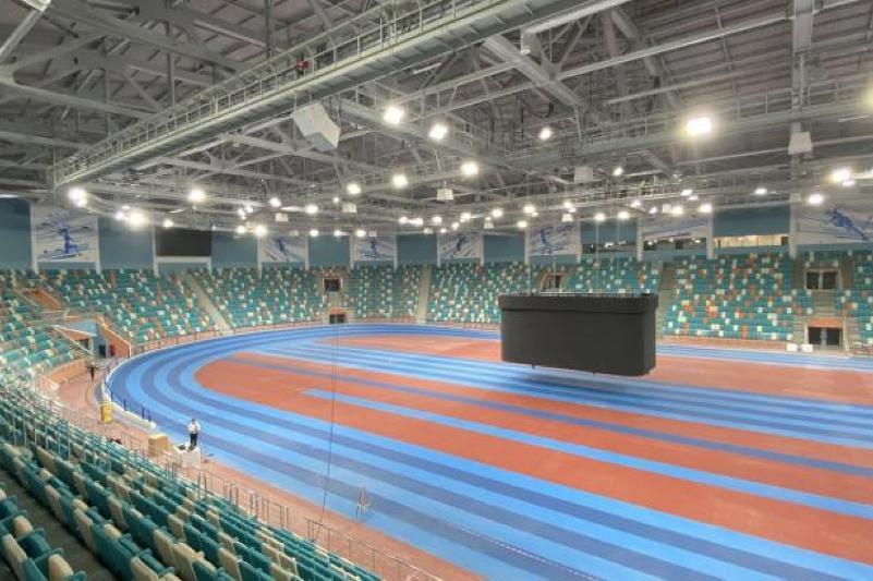 Легкоатлетический комплекс в Нур-Султане получил сертификат World Athletics