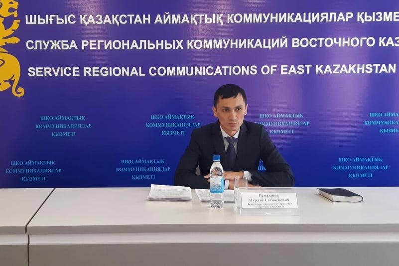 Более 200 проектов в сфере ЖКХ реализовали в Восточном Казахстане