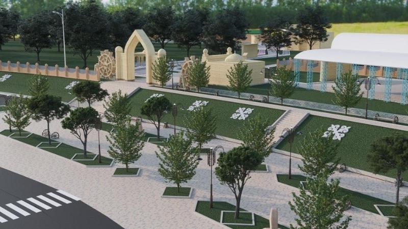 Дворец школьников, Центр женщин, Арбат-3, Парк здоровья – какие новые объекты появятся в Таразе