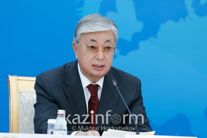 Toqaev: Qazaqstan BUU Jarǵysynyń qaǵıdattaryna adaldyǵyn saqtaıdy