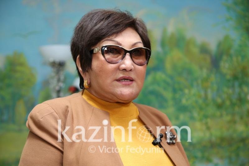 Выступление Главы государства на заседании НСОД было реакцией на запросы общества – Айгуль Соловьева