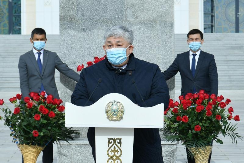 Крымбек Кушербаев с рабочим визитом посетил Туркестанскую область