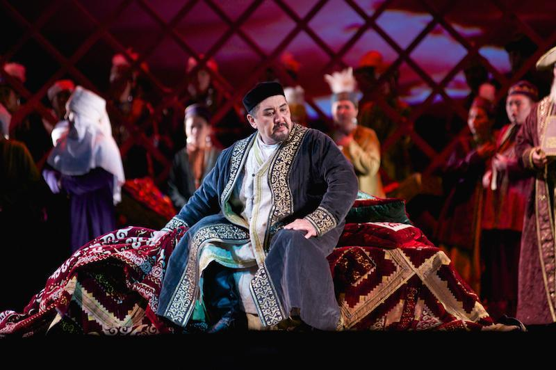 'Images from the Opera Abai' exhibition to be held in Nur-Sultan