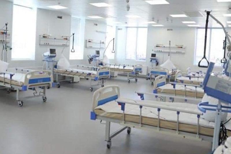 Модульный инфекционный стационар открыли в Актау