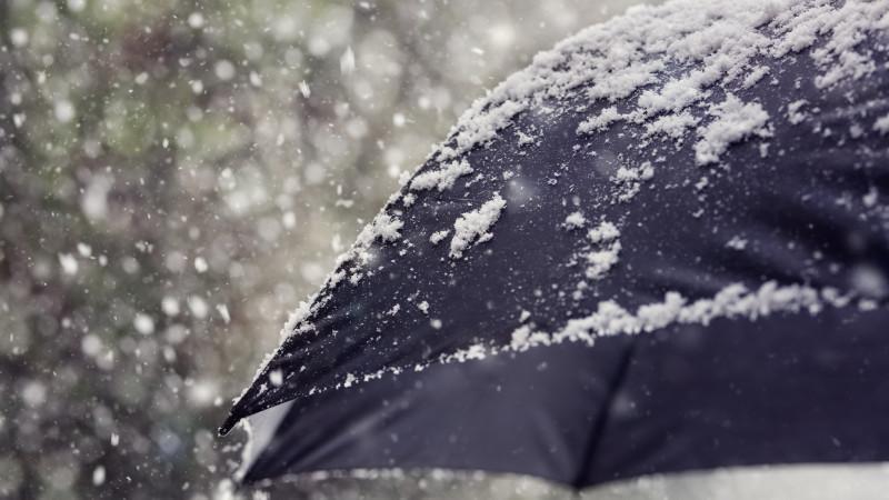 Дождь со снегом ожидается в Казахстане 25 октября