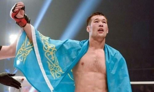 قازاقستاندىق جەكپە-جەك شەبەرى UFC تۋرنيرىندە جەڭىسكە جەتتى