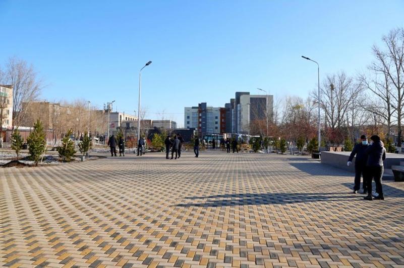 Nur-Sultanda jańa saıabaq ashyldy