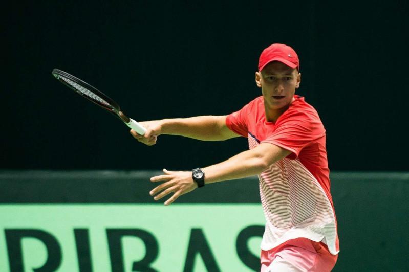 Astana Open: Evseev irikteý saıystarynan óte almady