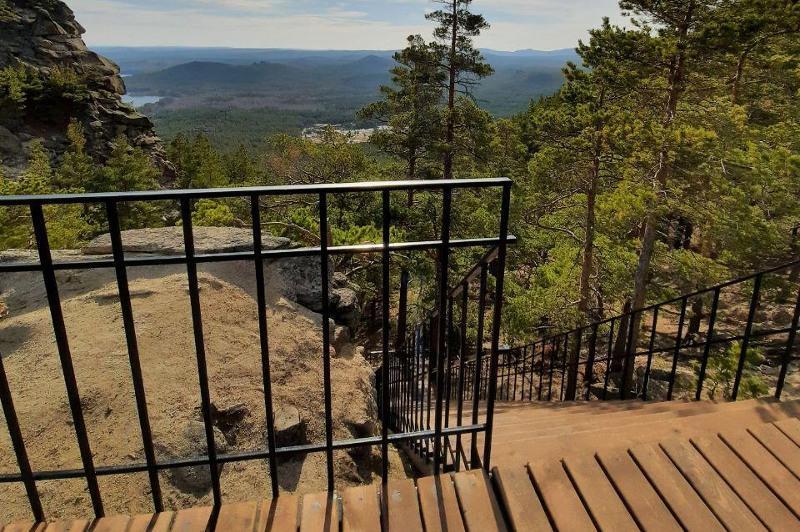 布拉拜度假胜地搭建135米高观景台