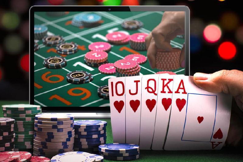Таразда жасырын казино компьютер клубы ретінде жұмыс істеген