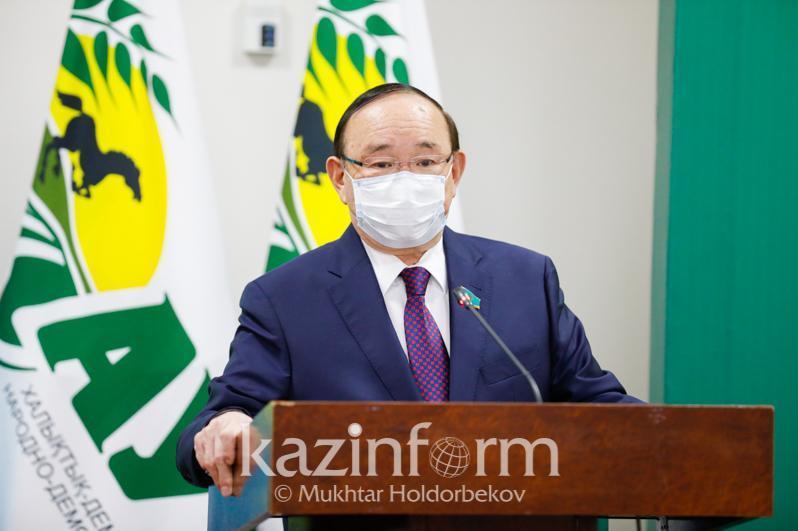 Партия «Ауыл» будет участвовать в выборах в Мажилис