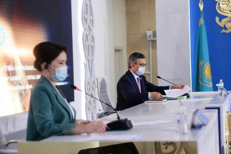National distribution system project to go ahead in Kazakhstan