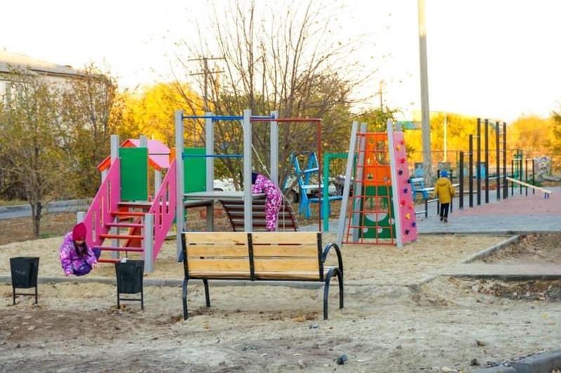 80% дворов отремонтированы в Уральске