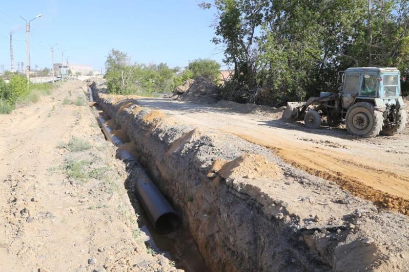 90 проектов по водоснабжению реализуют в этом году в Карагандинской области