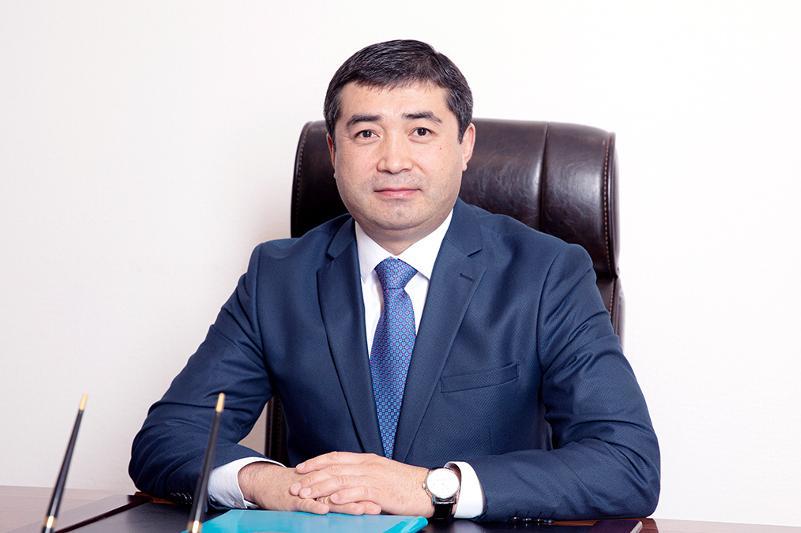 Азамат Әмірғалиев Әділет вице-министрі болып тағайындалды