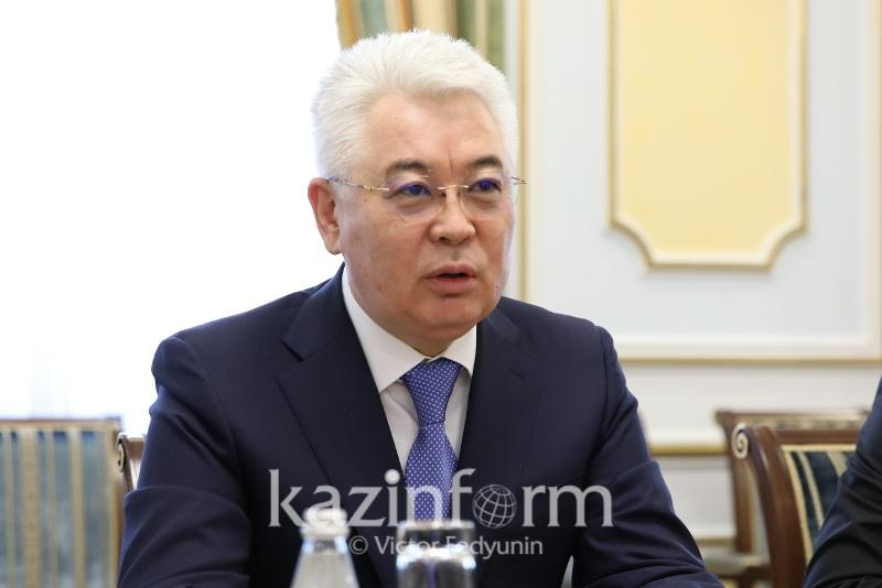 We are committed to providing 100% of Kazakhstanis with drinking water by 2025 - Atamkulov