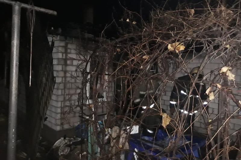 Сотрудник ДЧС предотвратил трагедию и получил ожоги в Павлодаре