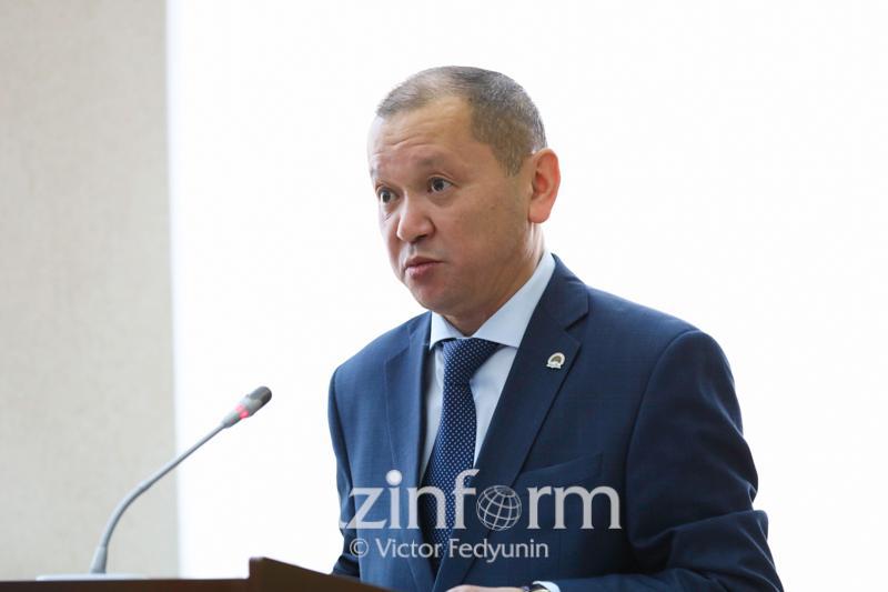 Скольким казахстанцам помогли в трудоустройстве, сообщил Биржан Нурымбетов