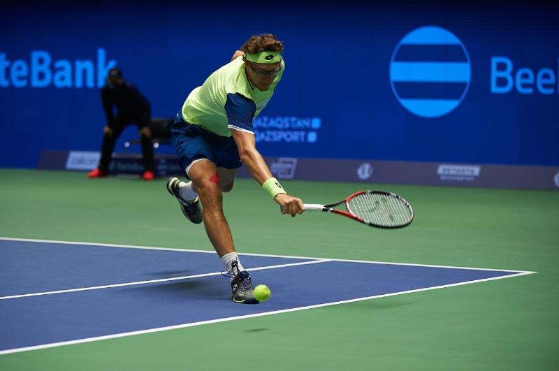 Престижный теннисный турнир ATP 250 Astana Оpen проходит в Нур-Султане